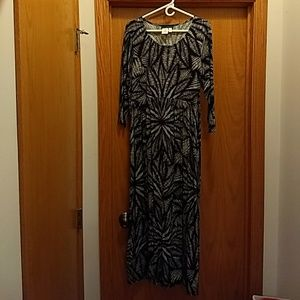 Ulla Popken Empire Waist Dress 12/14